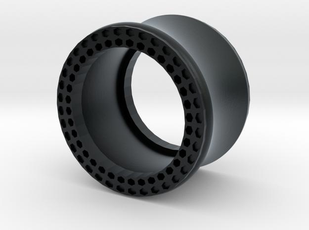 VORTEX11-15mm in Black Hi-Def Acrylate