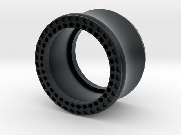 VORTEX11-17mm in Black Hi-Def Acrylate