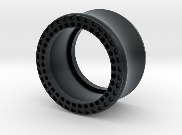 VORTEX11-18mm in Black Hi-Def Acrylate