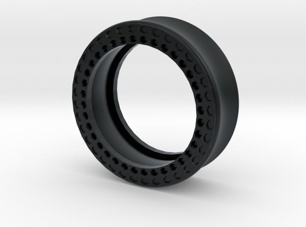 VORTEX11-32mm in Black Hi-Def Acrylate