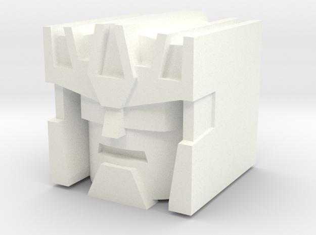 Lightspeed in White Processed Versatile Plastic