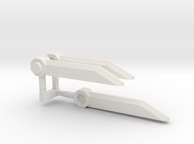 Builder Blades x3