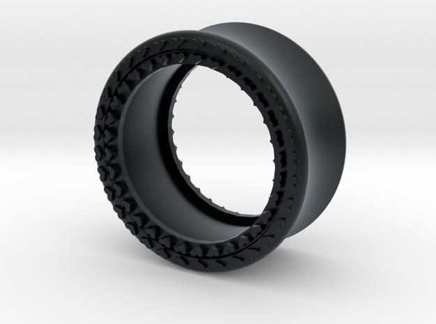 VORTEX8-21mm in Black Hi-Def Acrylate
