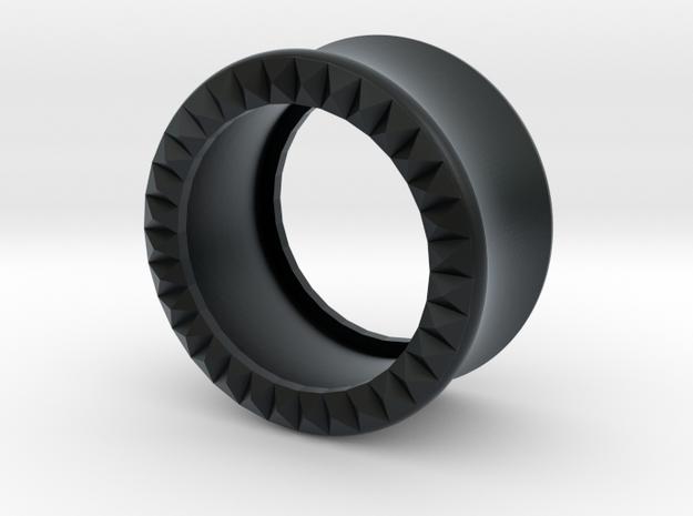 VORTEX9-19mm in Black Hi-Def Acrylate