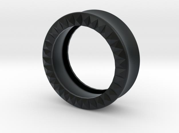 VORTEX9-31mm in Black Hi-Def Acrylate