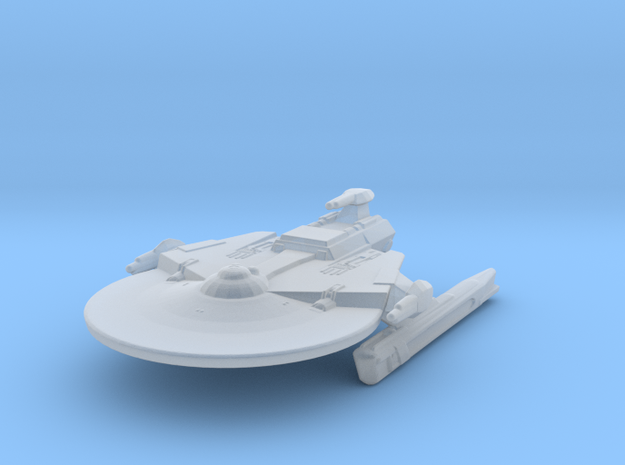 Soyuz Class Attack Wing in Smooth Fine Detail Plastic