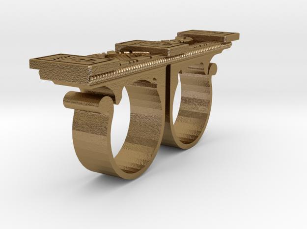 Kaecilius sling ring from doctor strange size 13