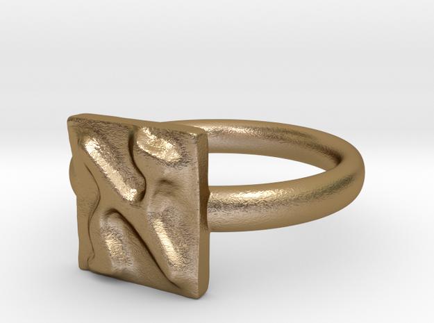 01 Alef Ring