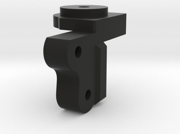 CMAX+SCX2 axle Rear Right Coil Bucket in Black Natural Versatile Plastic
