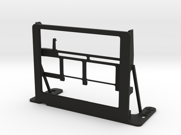 SX-64 LCD Display Mounting Frame in Black Natural Versatile Plastic