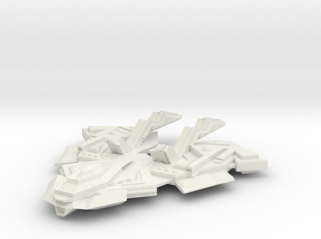 Cardassian KUDAT CLASS 3d printed