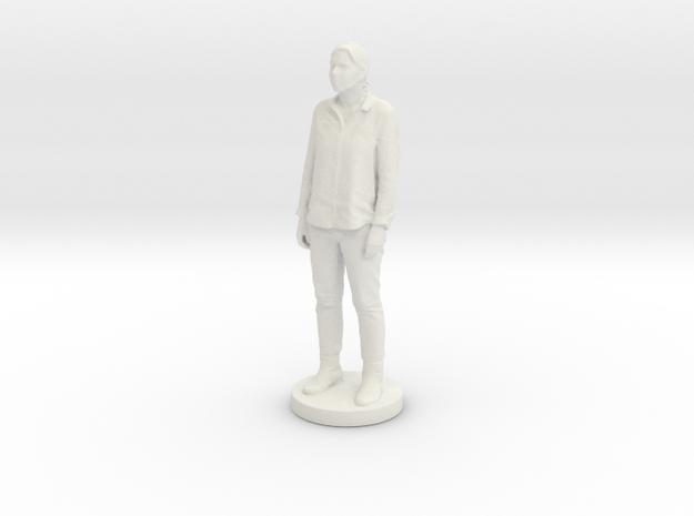 Printle C Femme 207 - 1/24 in White Natural Versatile Plastic