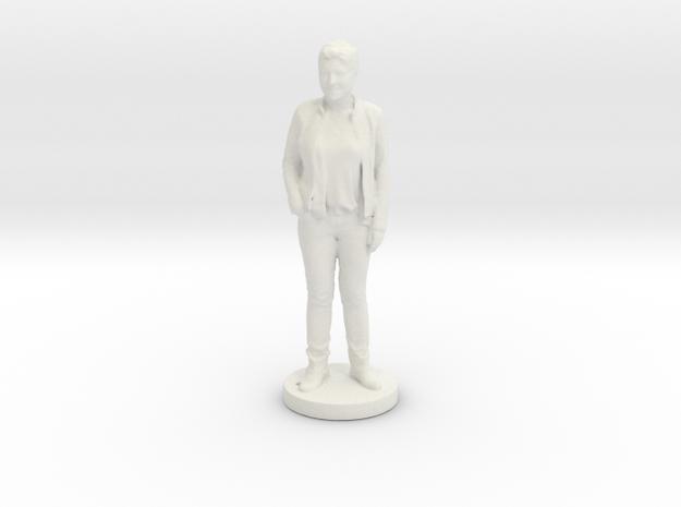 Printle C Femme 201 - 1/24 in White Natural Versatile Plastic
