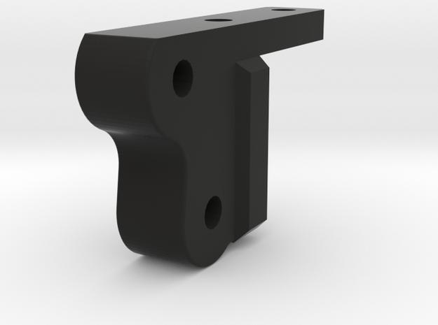 CMAX SCX2 Leaf Spring Axle Conversion Bracket in Black Natural Versatile Plastic