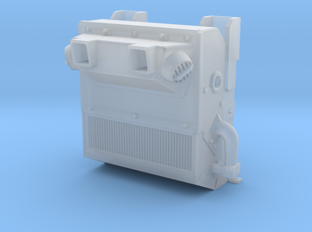 1/35 R-2400-0 A/C Unit Interior part MSP35-026 in Smoothest Fine Detail Plastic