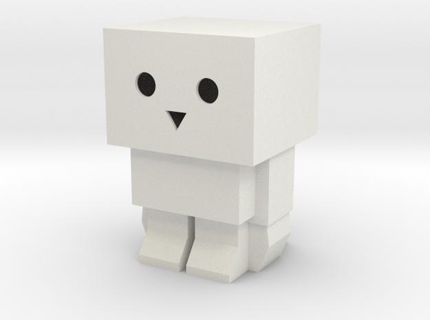 Tofubot LED Tea Light Holder in White Strong & Flexible