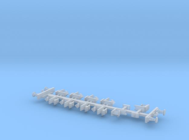 Freightliner Headstock Square Pocket Set HDA