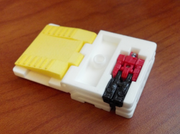 Ramp Storage Tablet for TR Blaster/Soundwave