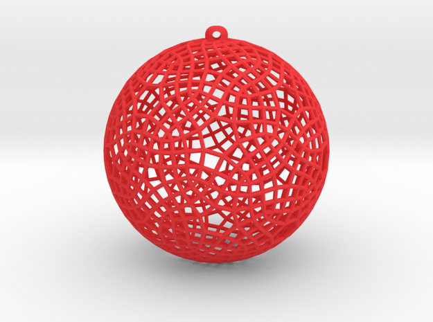 christmas wire ball