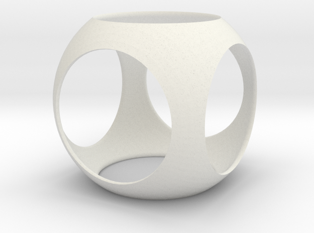 Ball D100 mm in White Strong & Flexible