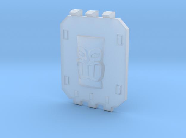 Tiki Rhino/LR Door in Frosted Ultra Detail