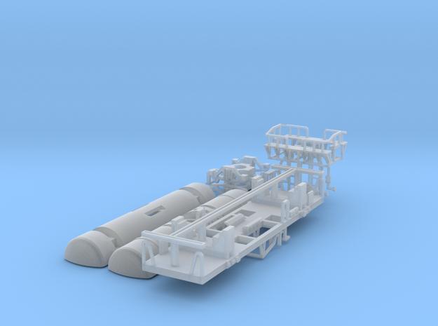 JNR- Taki 10450 type MC8 ver1.1 in Smooth Fine Detail Plastic
