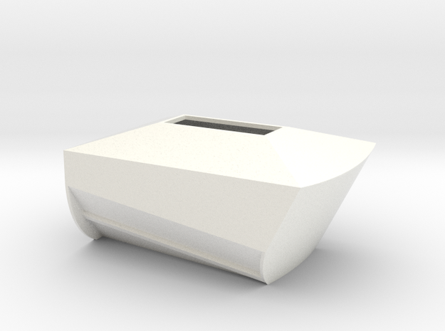 Lomma Xerion Sadldle Trac 1:32 in White Processed Versatile Plastic