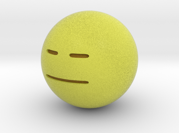 Emoji28 in Full Color Sandstone