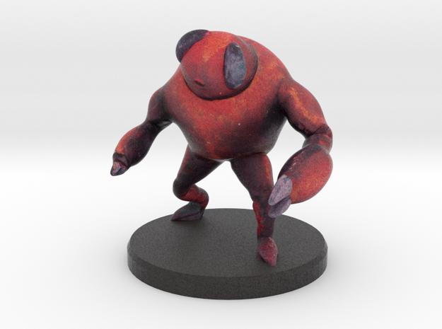 Behemoth - Hologrid: Monster Battle in Full Color Sandstone