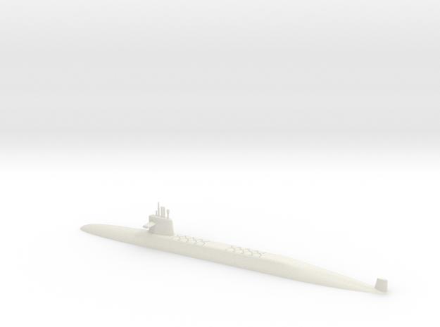 1/500 Le Triomphant Class SSBN (Waterline)