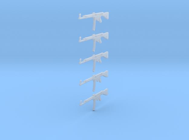 1/24 scale StG44 assault rifles