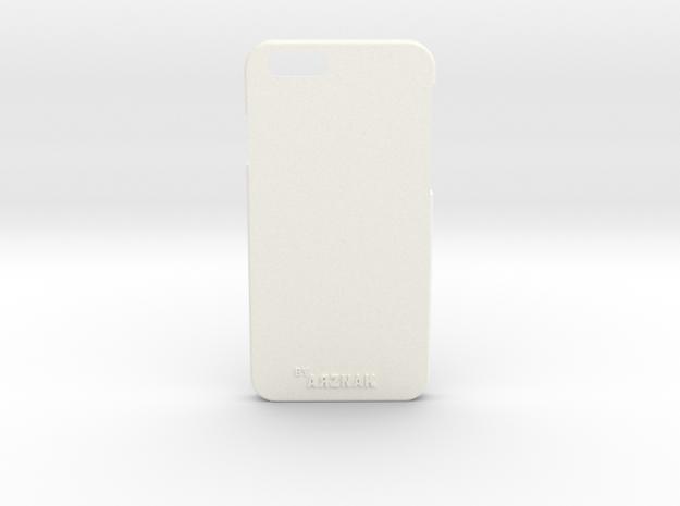 Copy Of iPhone 6/6S Case in White Processed Versatile Plastic