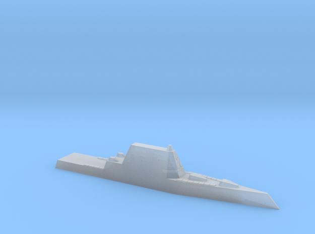 USS Zumwalt, 1/6000 in Smooth Fine Detail Plastic