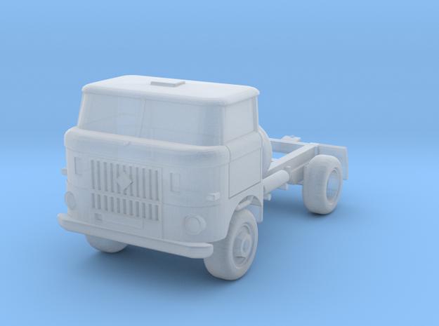 W50 4WD short basis (N,1:160) 3d printed