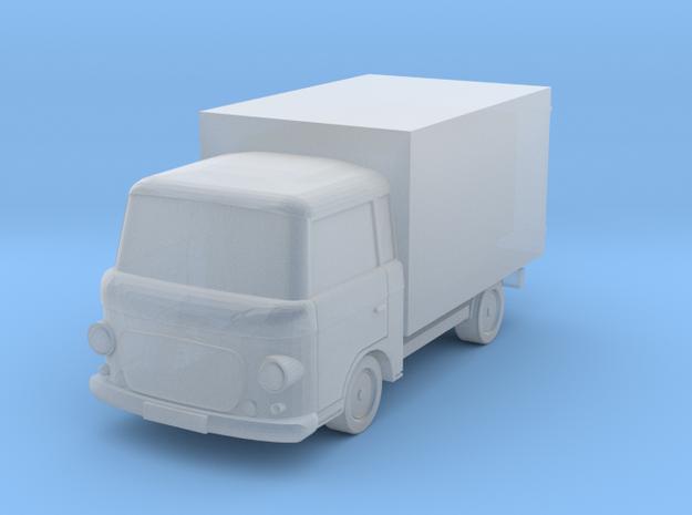 Barkas Koffer/box (N, 1:160) 3d printed