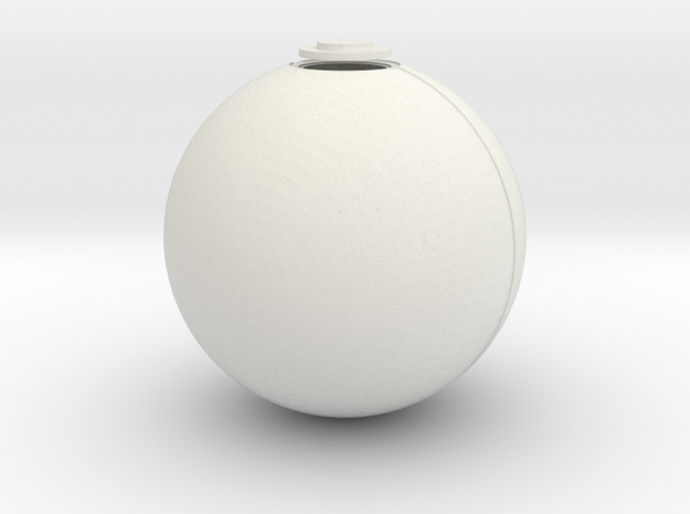 Little Pokeball for belt 3d printed