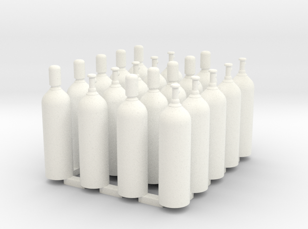 Welding & Industrial High Pressure Cylinders (20Pa