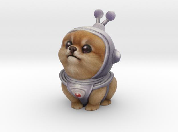 Alien Pomeranian