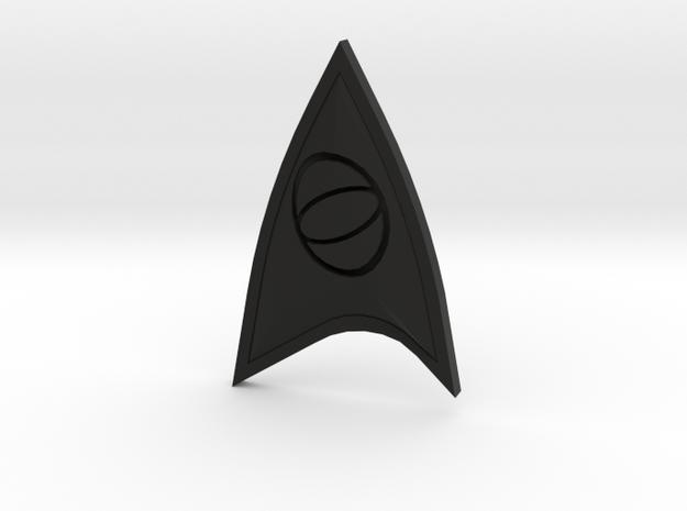 Star Trek Online Science Combadge