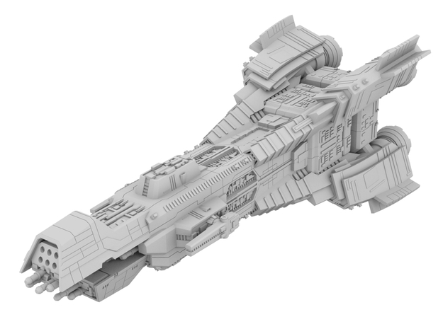 1:4800 Donnanger - The Expanse [100mm]