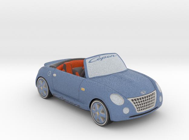 Daihatsu in Full Color Sandstone