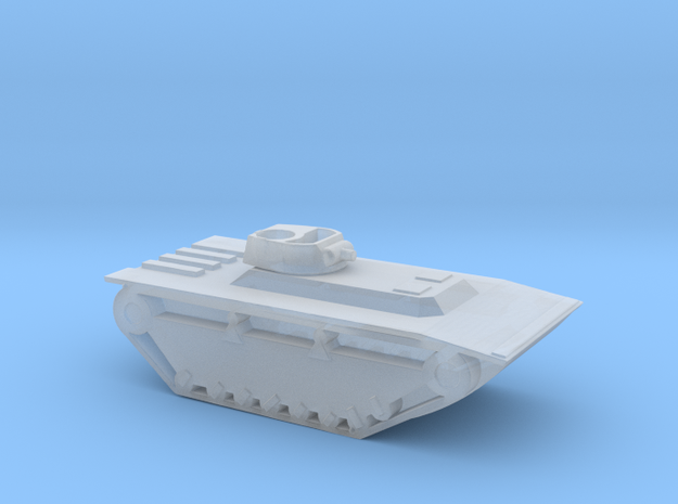 1/144 Scale LVT-4AT in Smooth Fine Detail Plastic