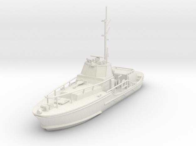 1/87 USCG 44 Foot Motor Lifeboat Waterline