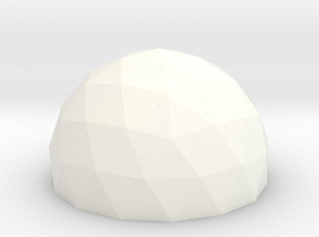 Geodesic Dome 3v 6cm