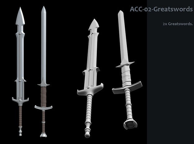 ACC-02-GreatSwords  6-7inch v2.2