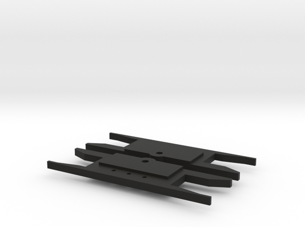 Lionel O Scale EMD GP7/GP9 pilot spacer in Black Natural Versatile Plastic