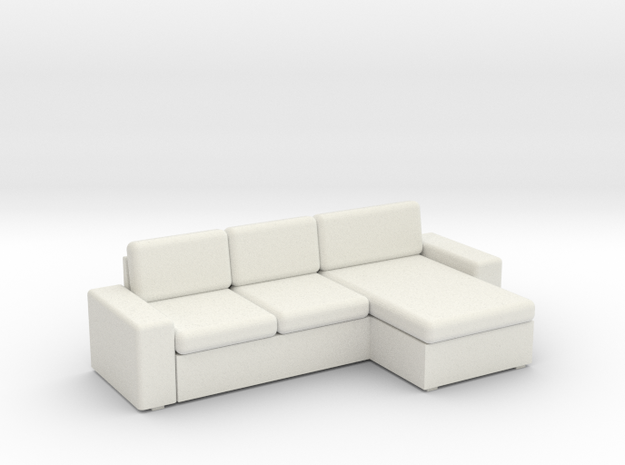 KIVIK Sectional - HO 87:1 Scale