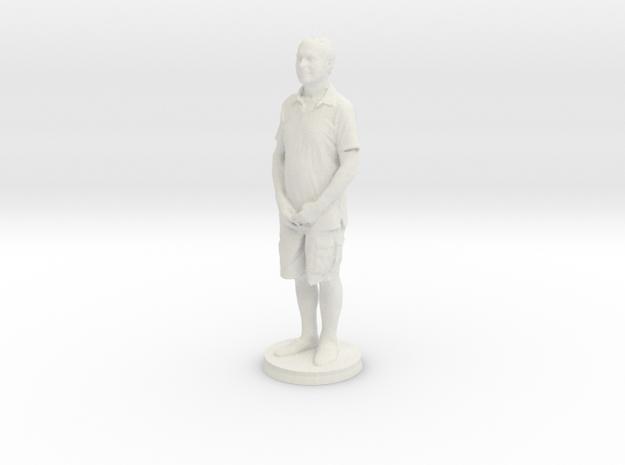 Printle C Homme 388- 1/24 in White Natural Versatile Plastic