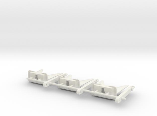 Pool N Anchor 1440 kg in White Natural Versatile Plastic