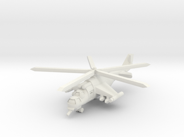 Hind proxy in White Natural Versatile Plastic